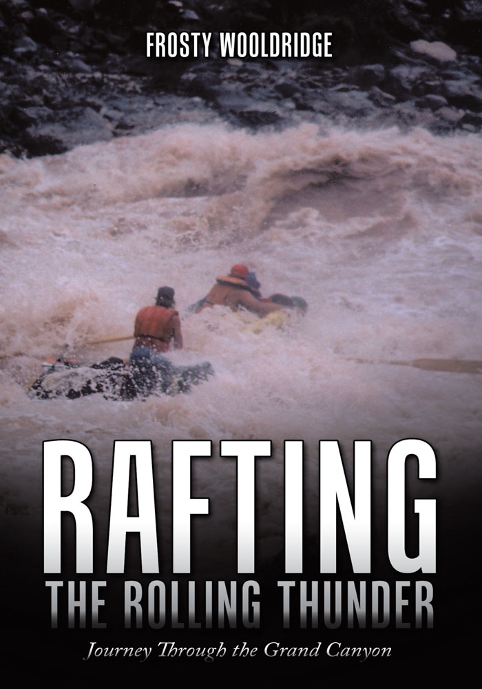 Rafting the Rolling Thunder
