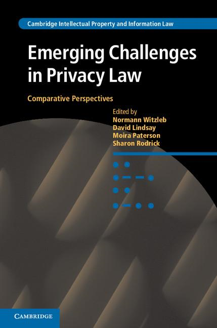 the application of privacy laws