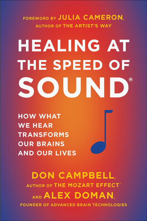 Healing at the Speed of Sound By: Alex Doman,Don Campbell