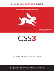 CSS3: Visual QuickStart Guide