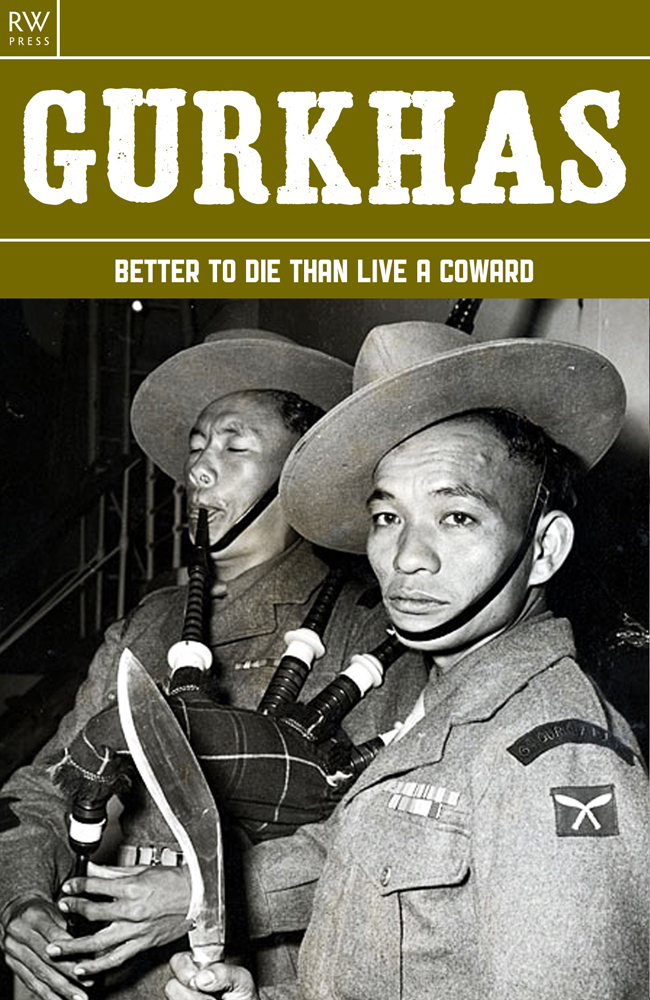 Gurkhas By: Benita Estevez
