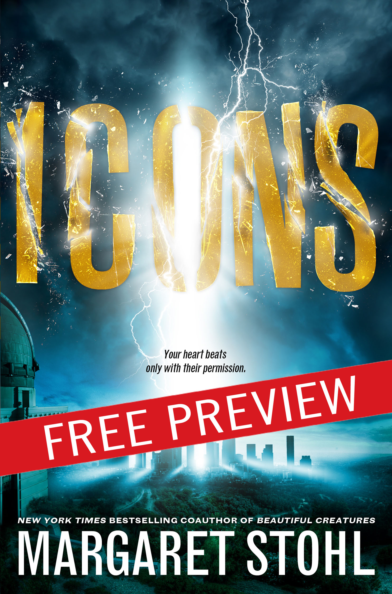 Icons FREE PREVIEW Edition (First 6 Chapters)