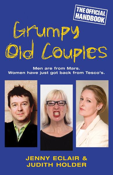 Grumpy Old Couples Men are from Mars. Women have just got back from Tesco's