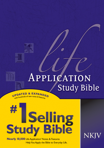 Life Application Study Bible NKJV By: Tyndale