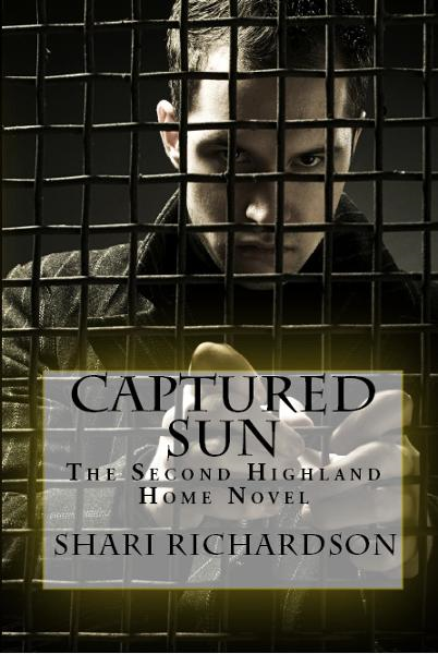 Captured Sun: The Second Highland Home Novel