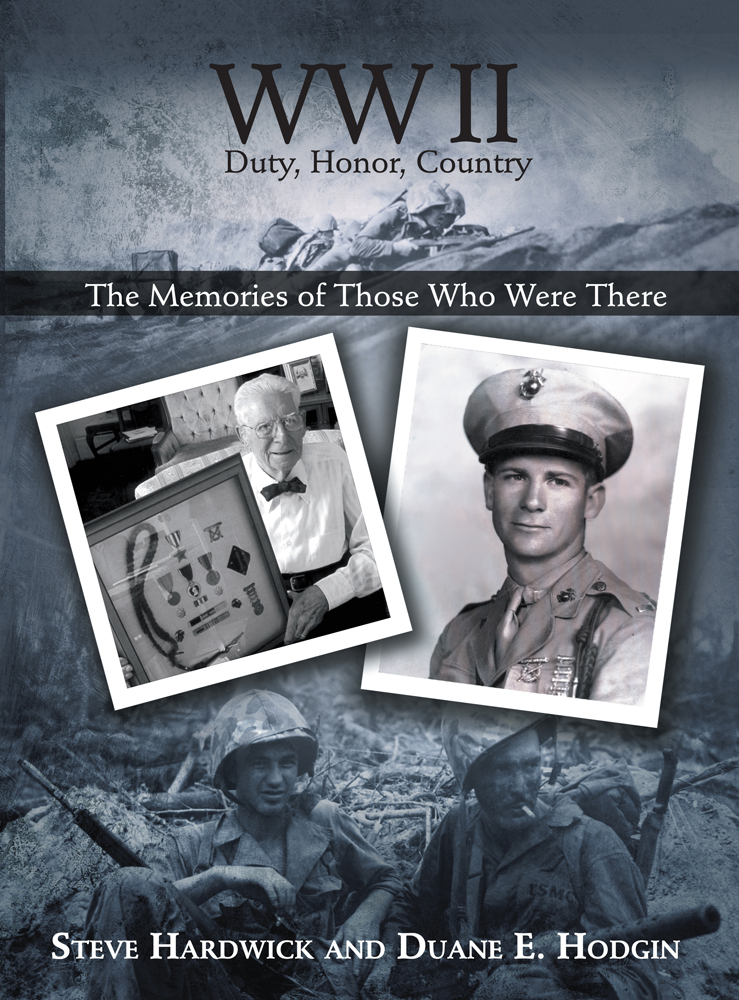 WW II Duty, Honor, Country