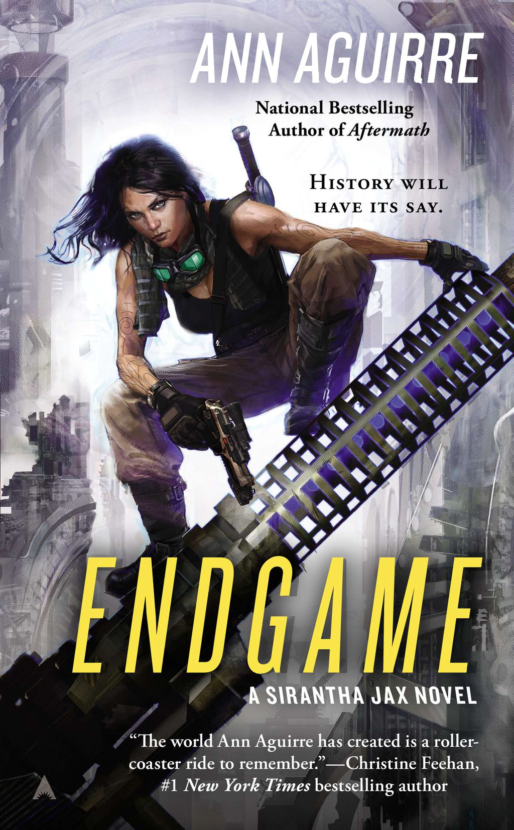 Endgame By: Ann Aguirre