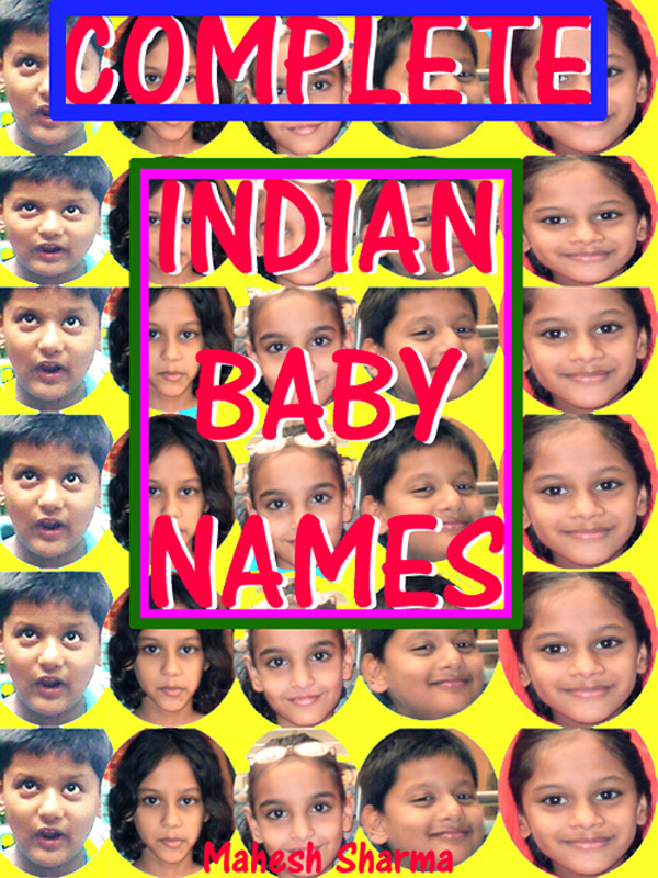 Complete Indian Baby Names