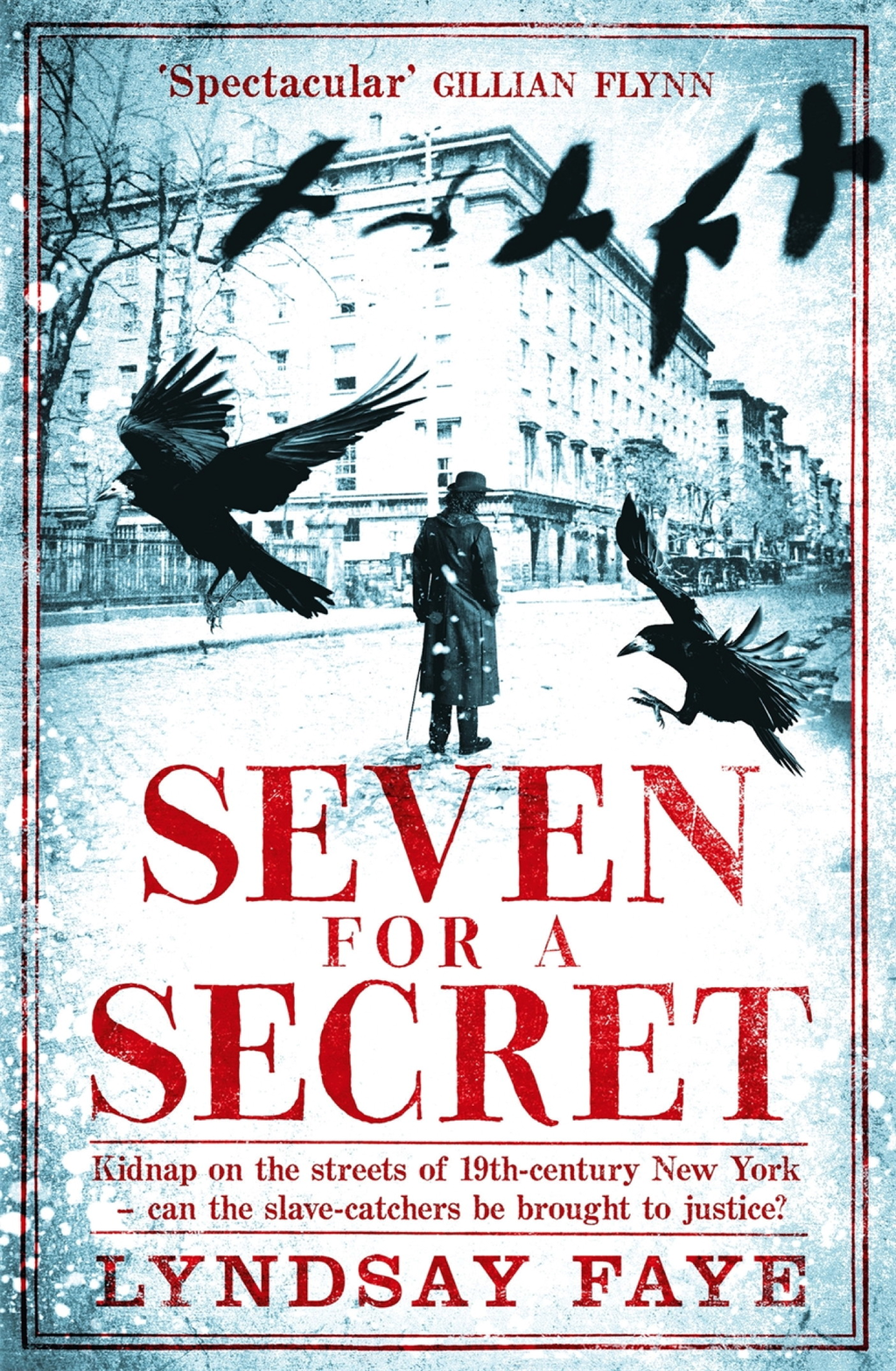 Book Cover: Seven for a Secret