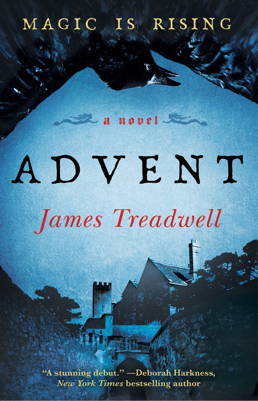 Advent By: James Treadwell