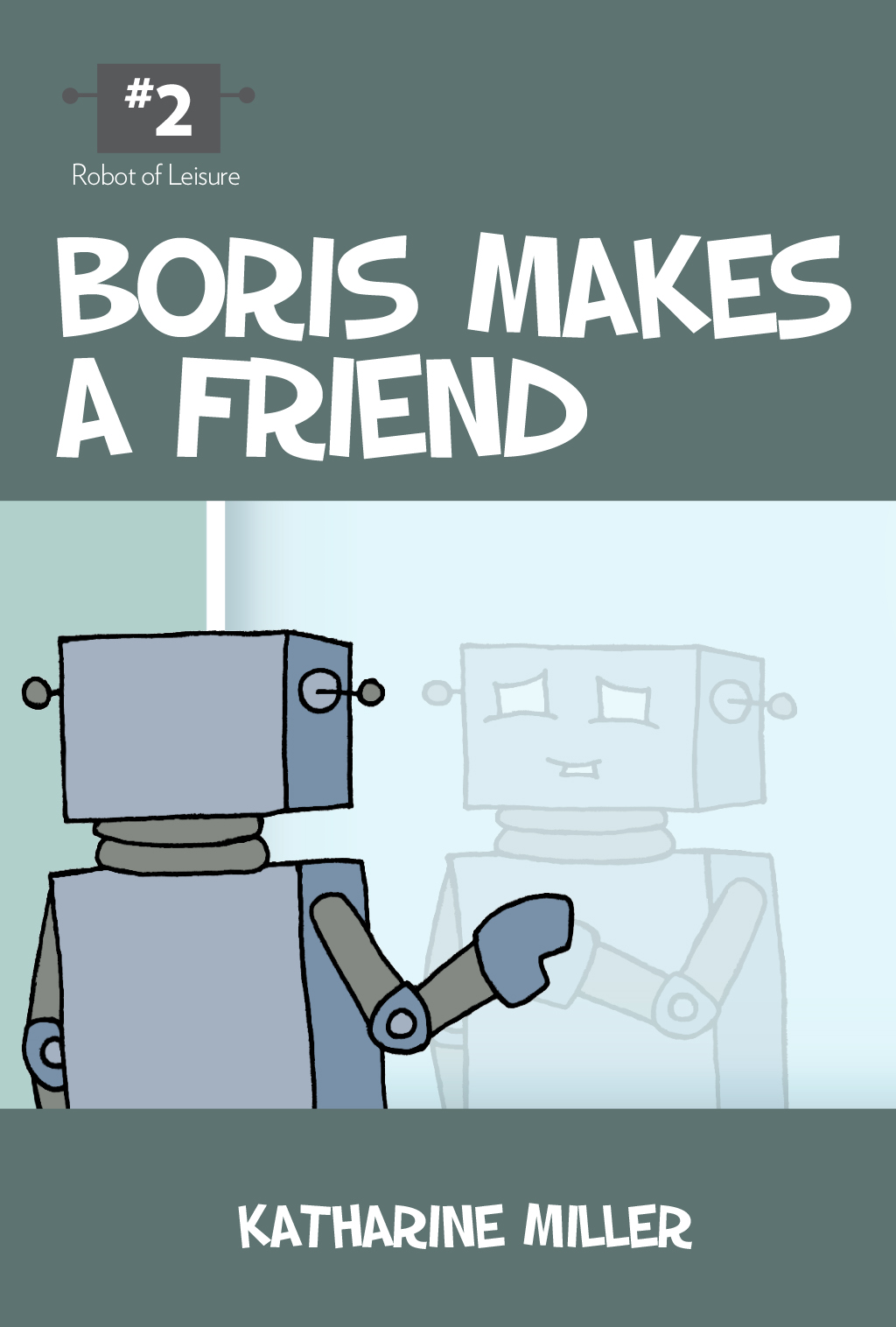 Boris Makes a Friend