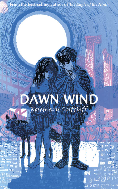 Book Cover: Dawn Wind
