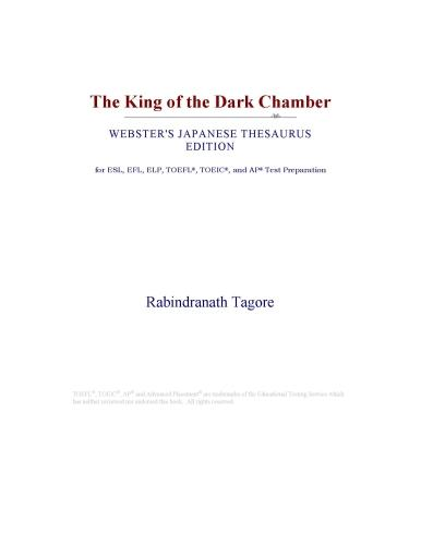 Inc. ICON Group International - The King of the Dark Chamber (Webster's Japanese Thesaurus Edition)