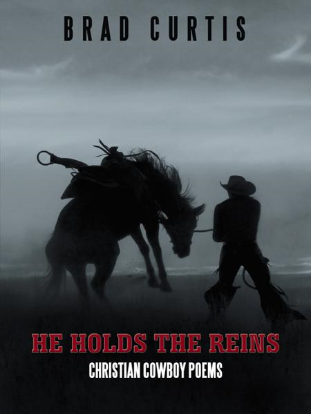 HE HOLDS THE REINS