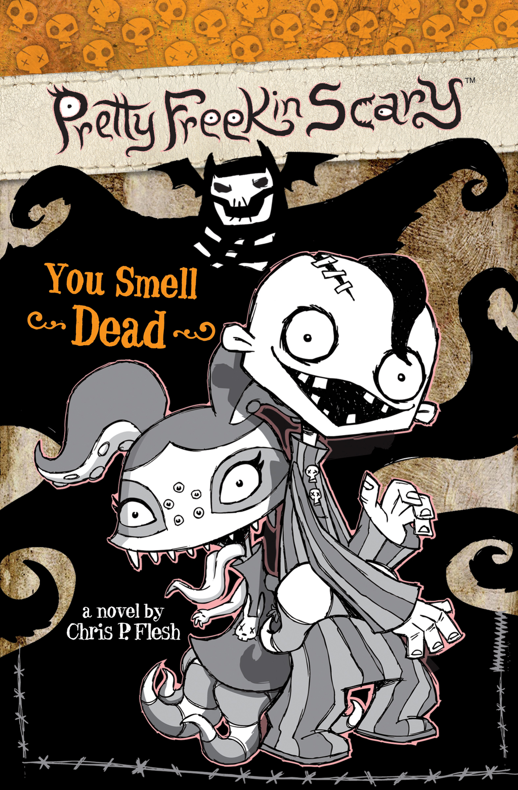 You Smell Dead #1 By: Chris P. Flesh