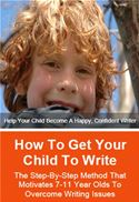 online magazine -  How To Get Your Child To Write