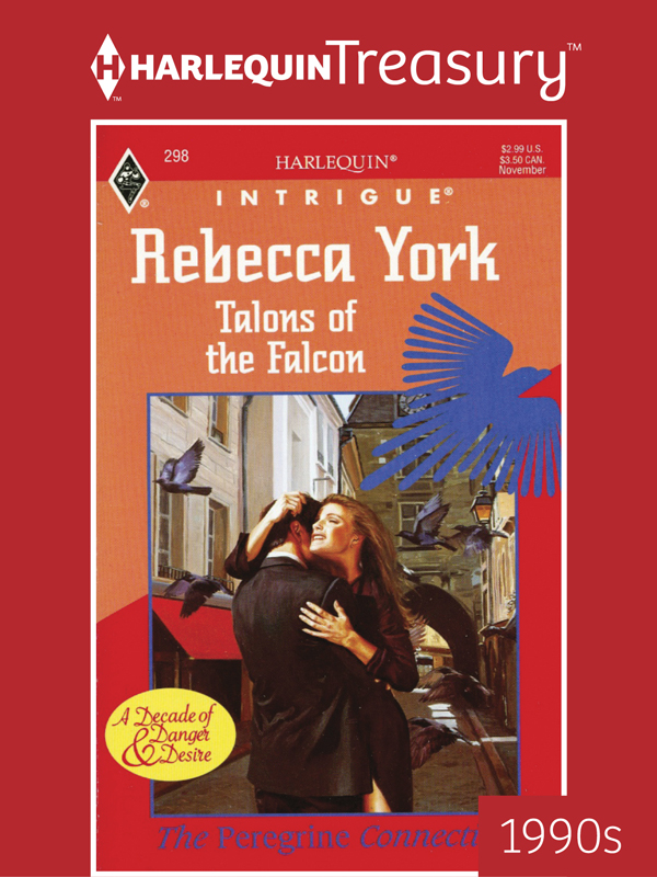 Talons of the Falcon By: Rebecca York