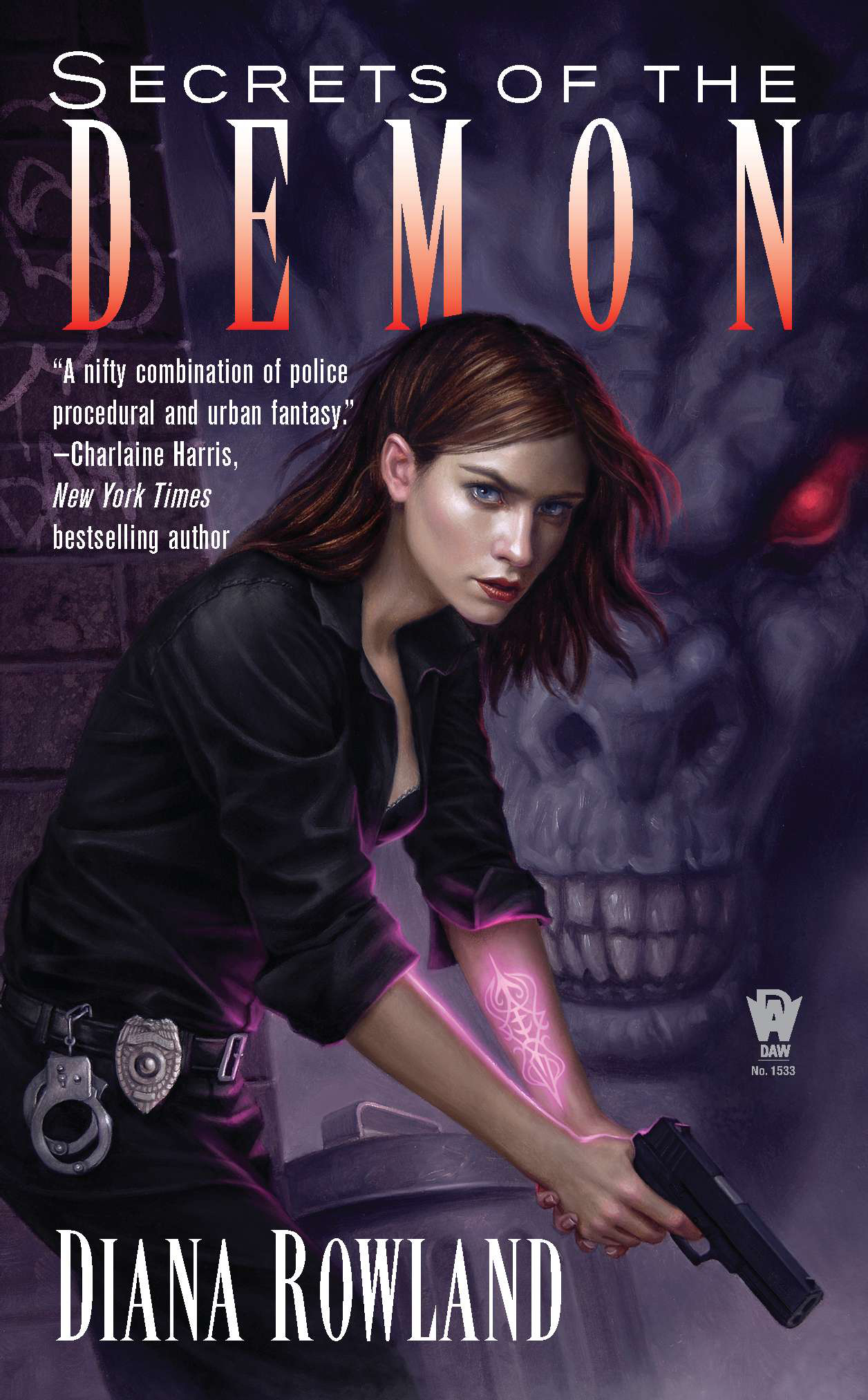 Secrets of the Demon By: Diana Rowland