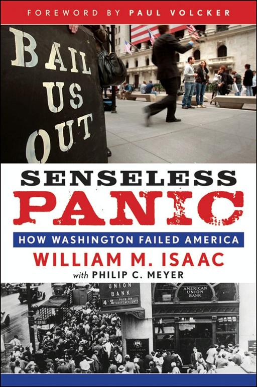 Senseless Panic By: William M. Isaac