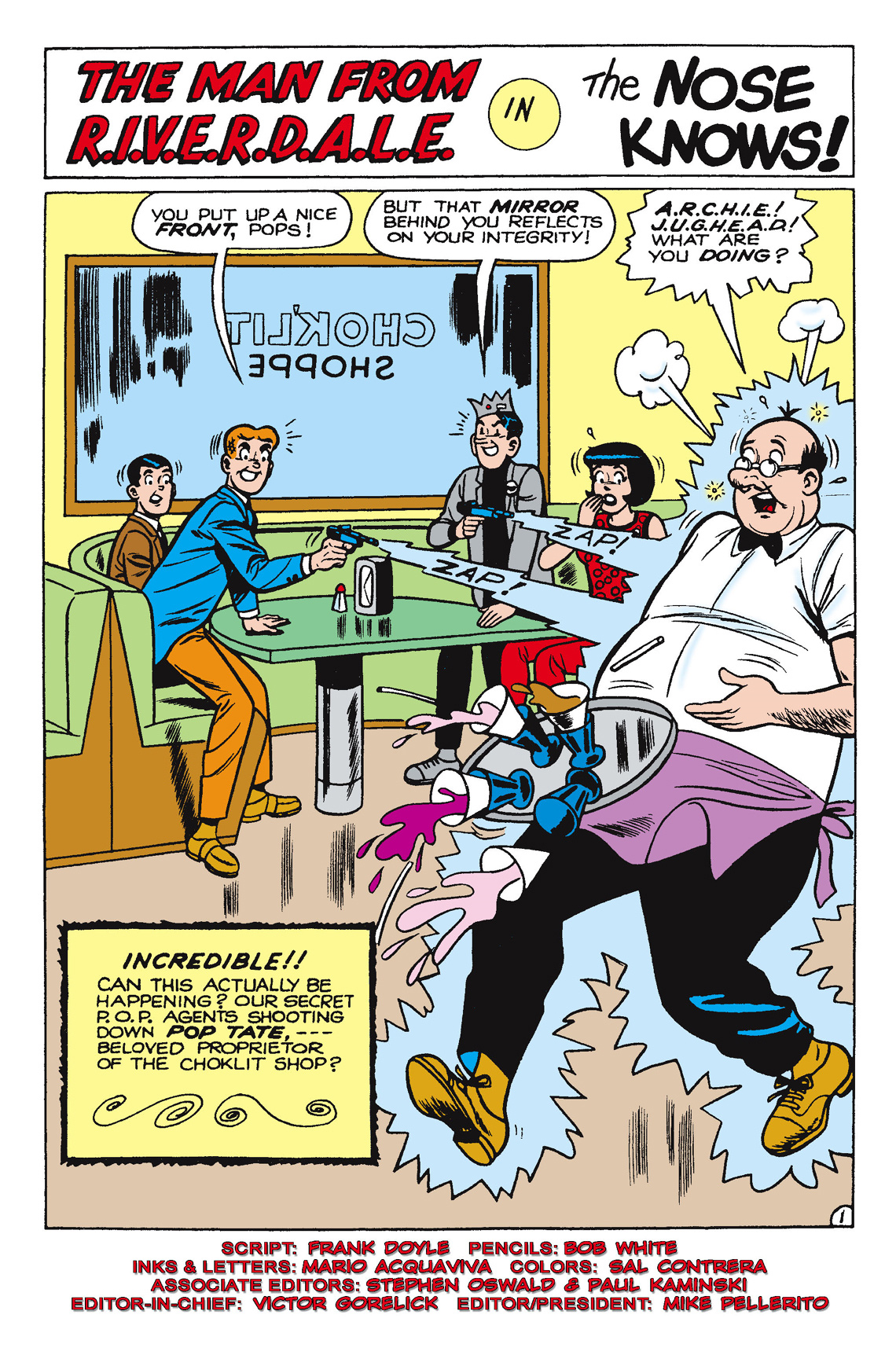 Archie & Friends #157