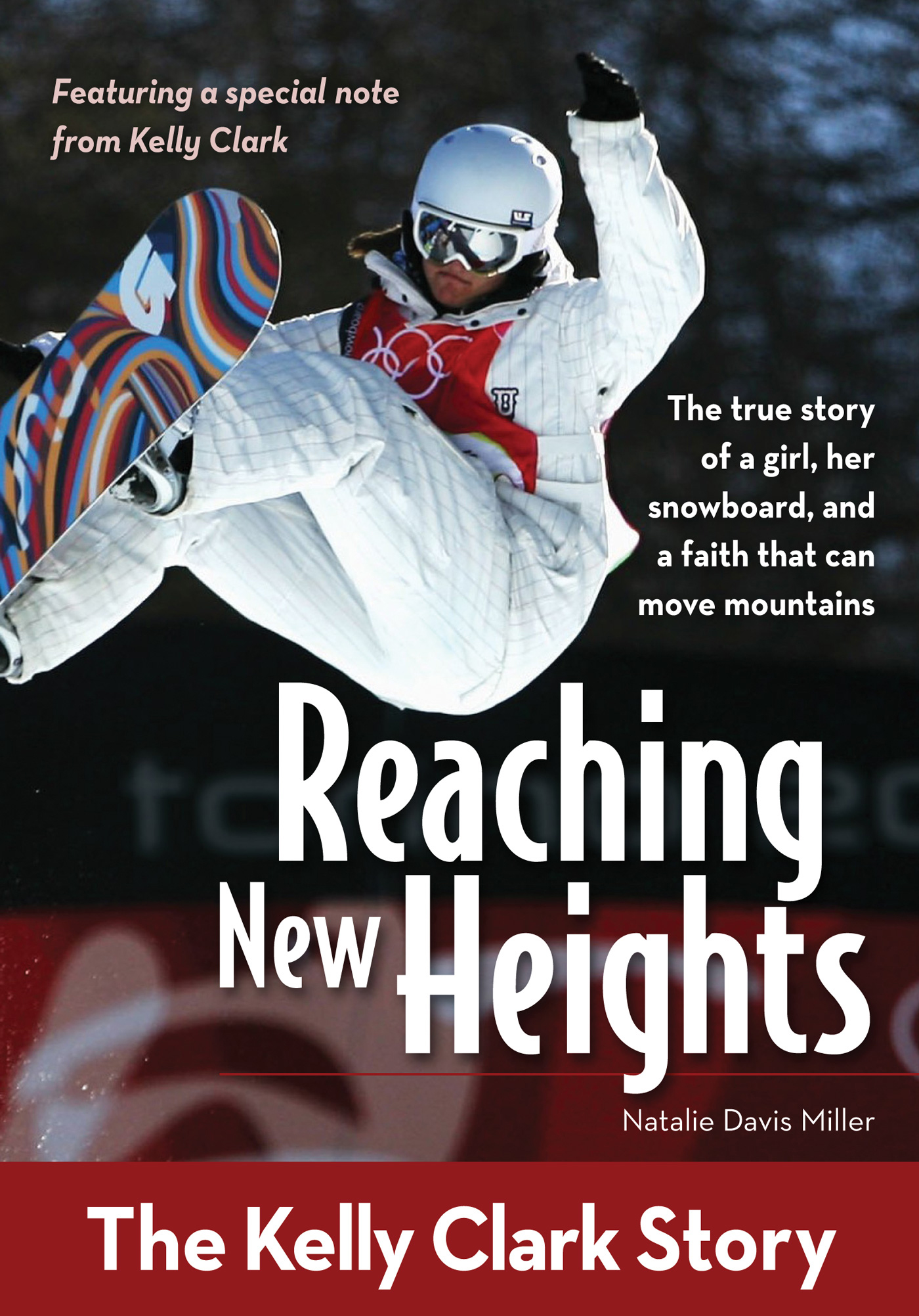 Reaching New Heights By: Natalie Davis   Miller