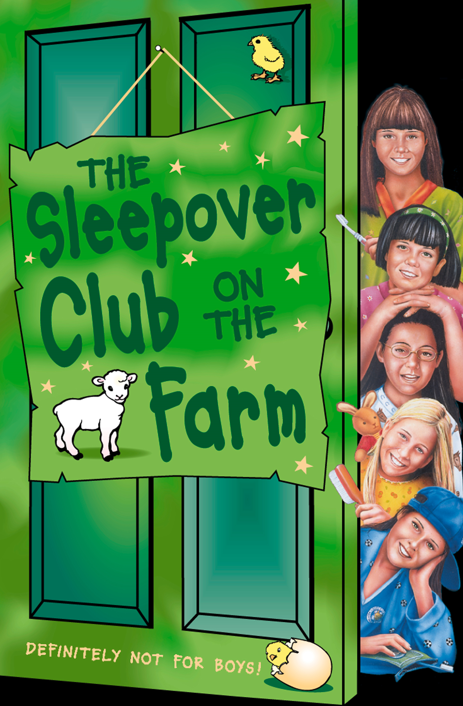 The Sleepover Club on the Farm (The Sleepover Club,  Book 46)