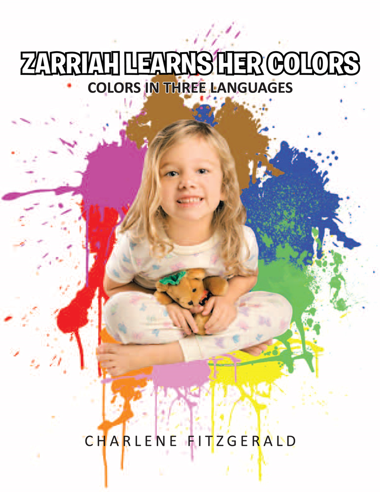 ZARRIAH LEARNS HER COLORS