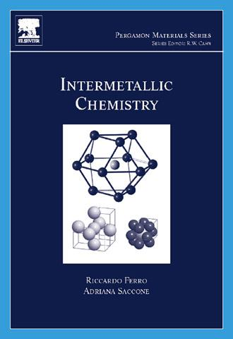Intermetallic Chemistry. Pergamon Materials Series
