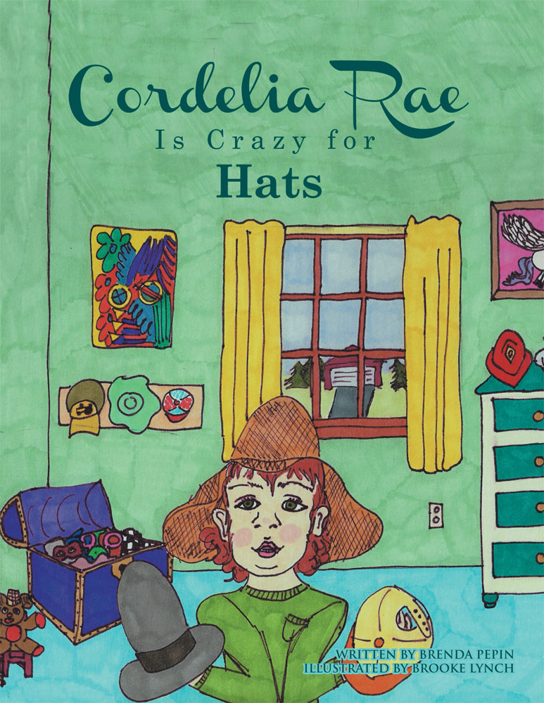 Cordelia Rae Is Crazy for Hats