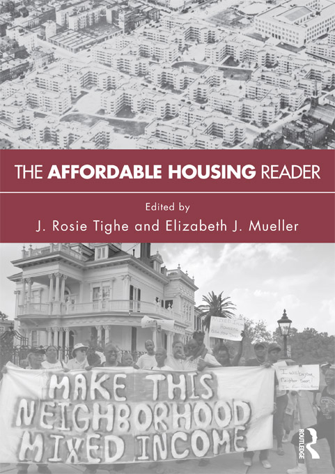 Affordable Housing Reader MUELLER & TIGHE