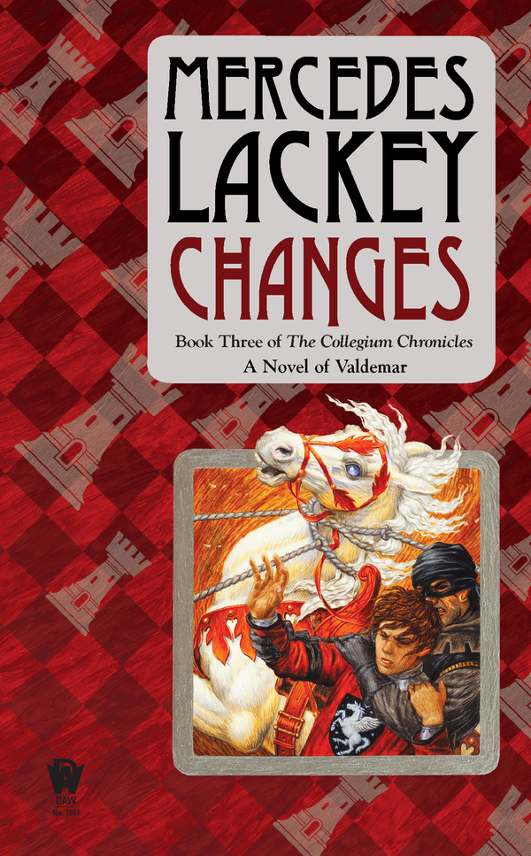 Changes By: Mercedes Lackey