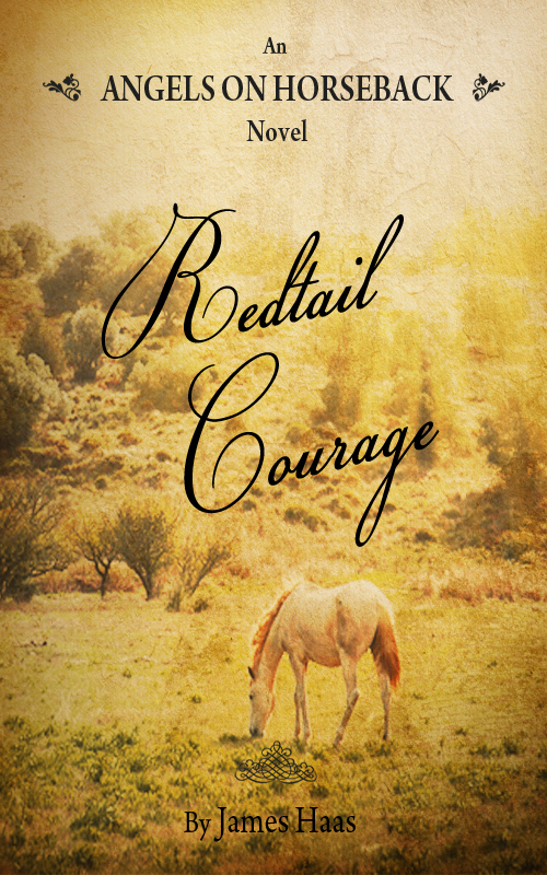 Angels On Horseback / Redtail Courage