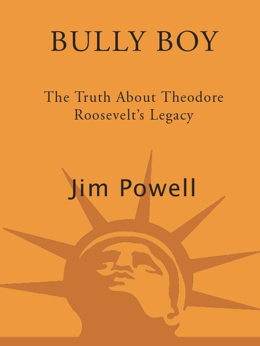Bully Boy By: Jim Powell