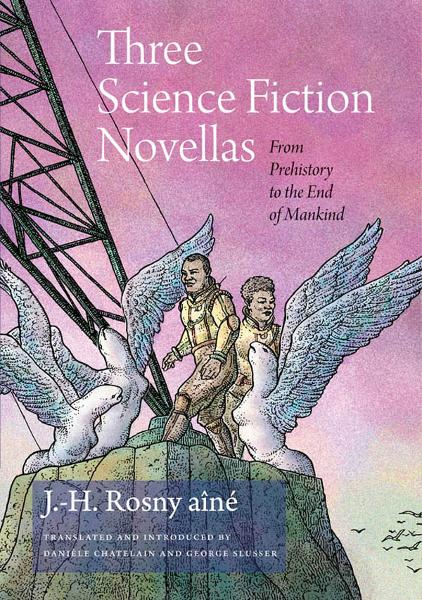 Three Science Fiction Novellas