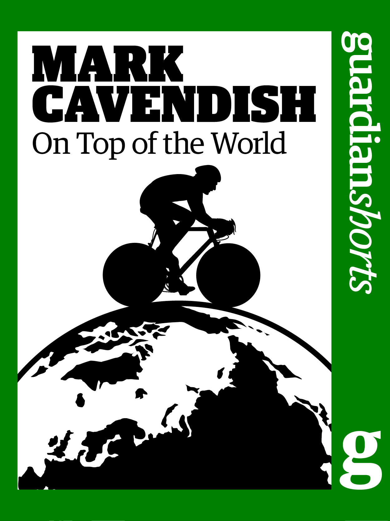 Mark Cavendish On Top of the World
