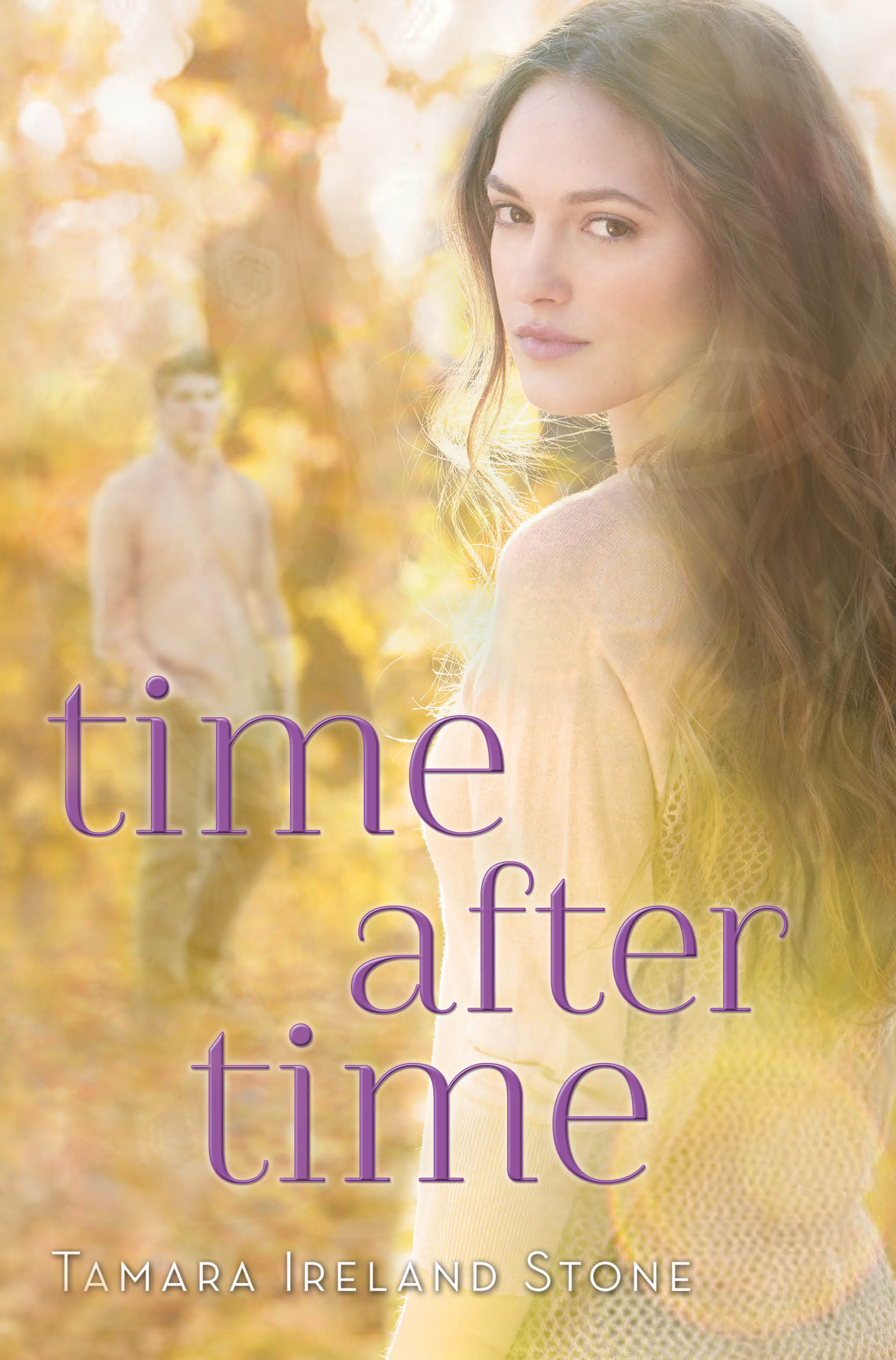 Book Cover: TIme After Time
