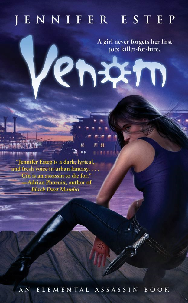 Venom By: Jennifer Estep