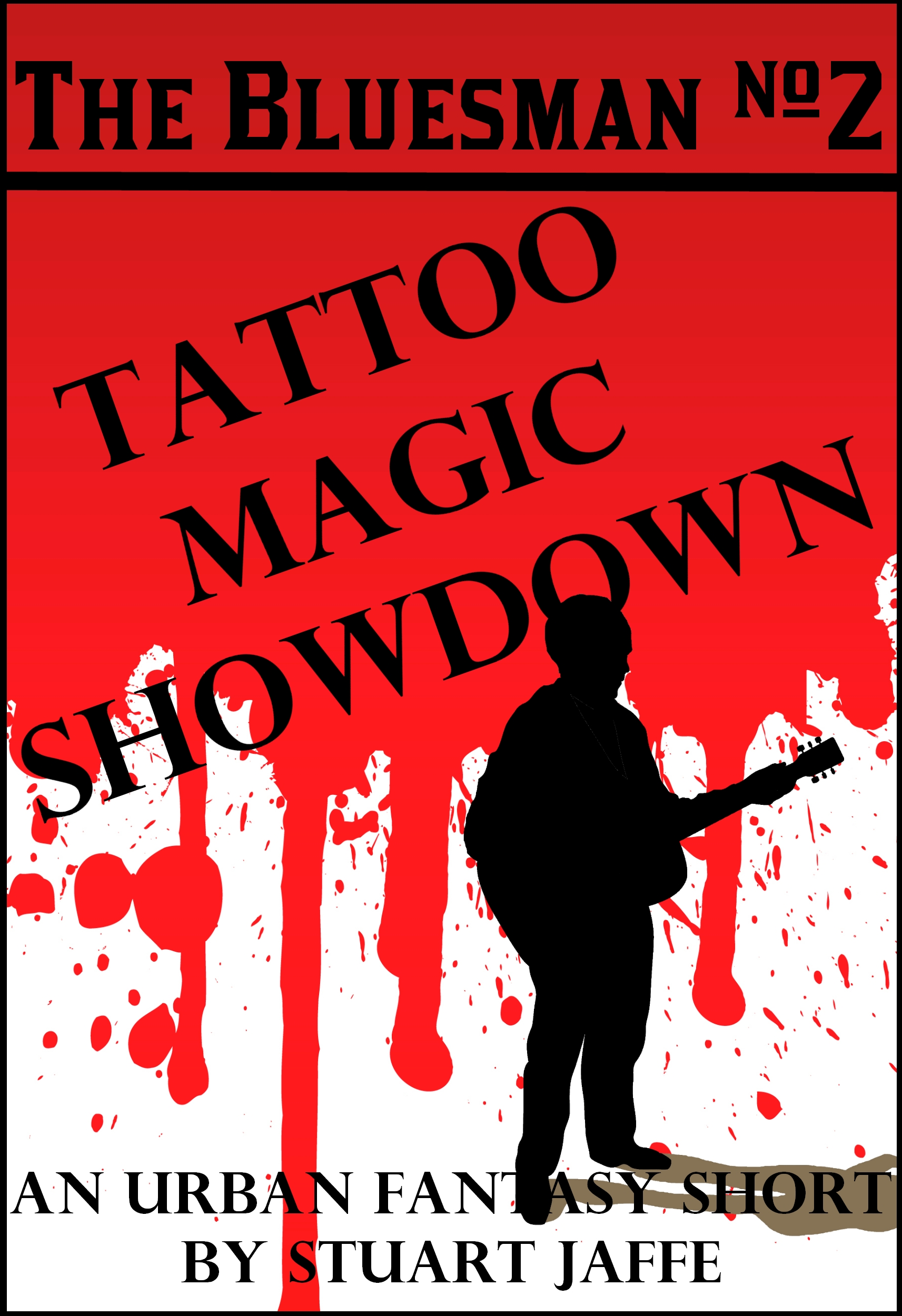 Tattoo Magic Showdown By: Stuart Jaffe