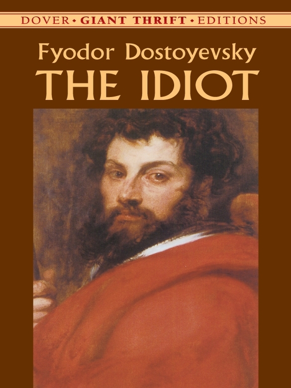 Cover Image: The Idiot