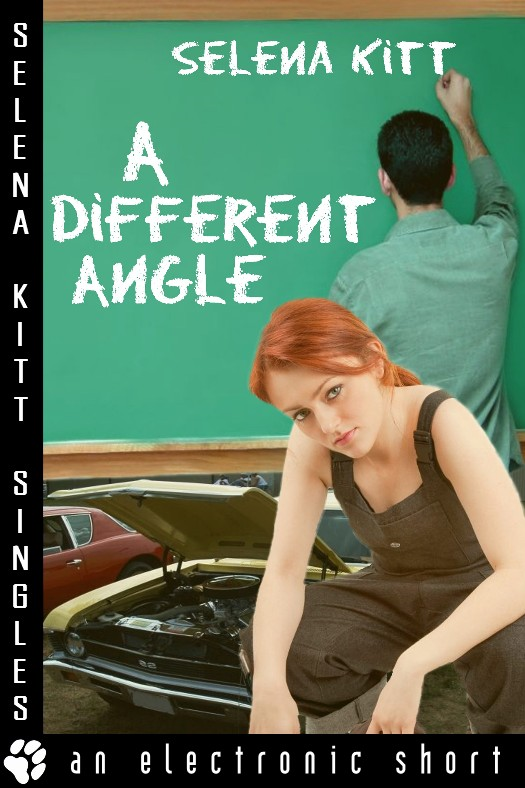 A Different Angle (coming of age new adult erotic erotica student teacher romance)