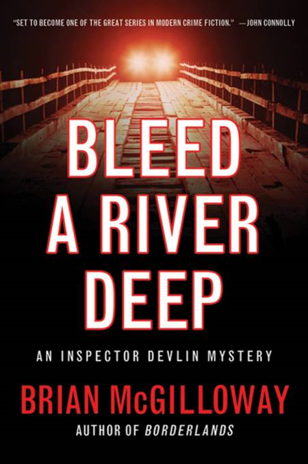 Book Cover: Bleed a River Deep