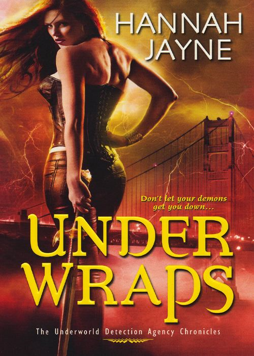 Under Wraps By: Hannah Jayne