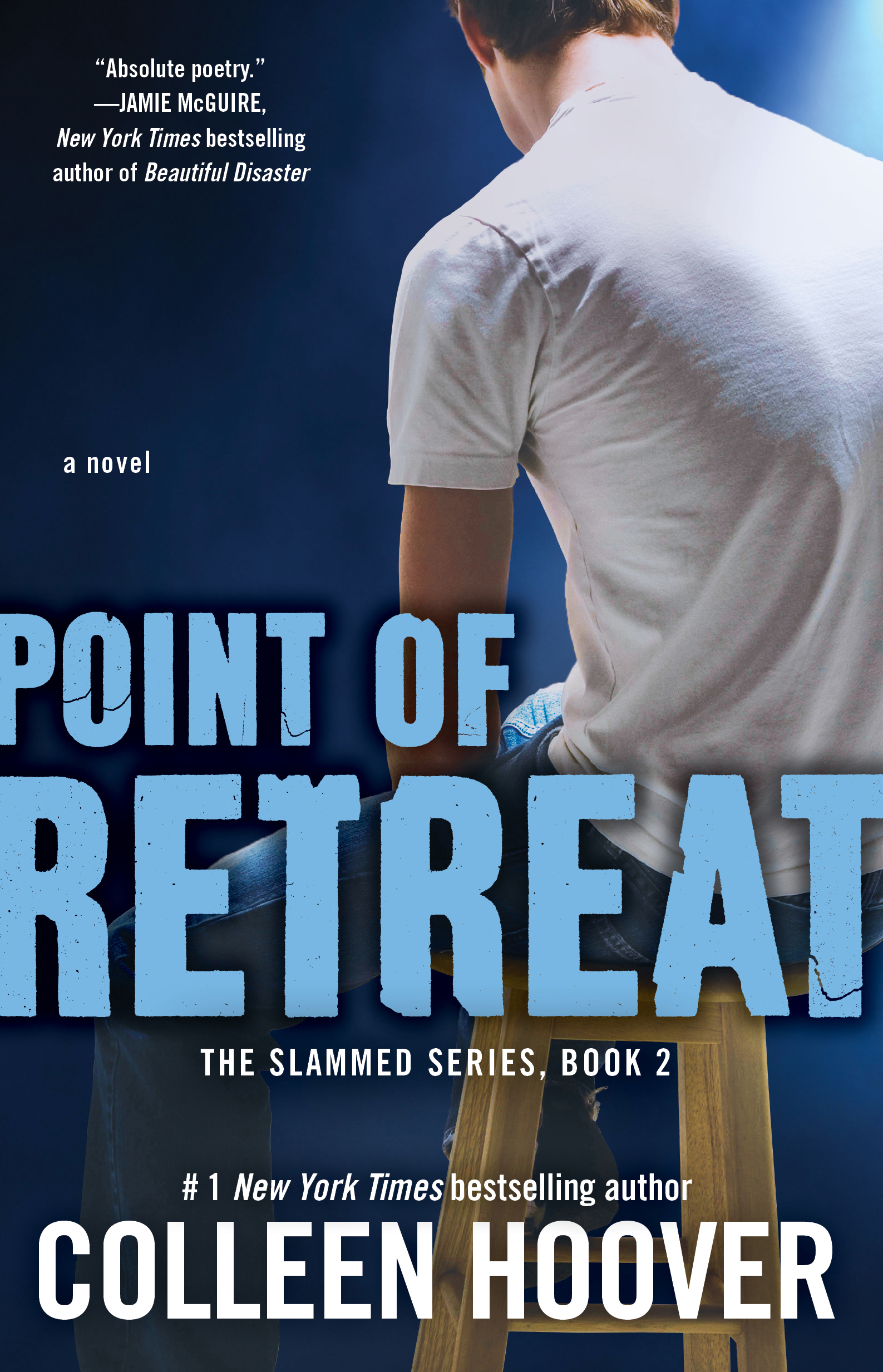 Point of Retreat By: Colleen Hoover