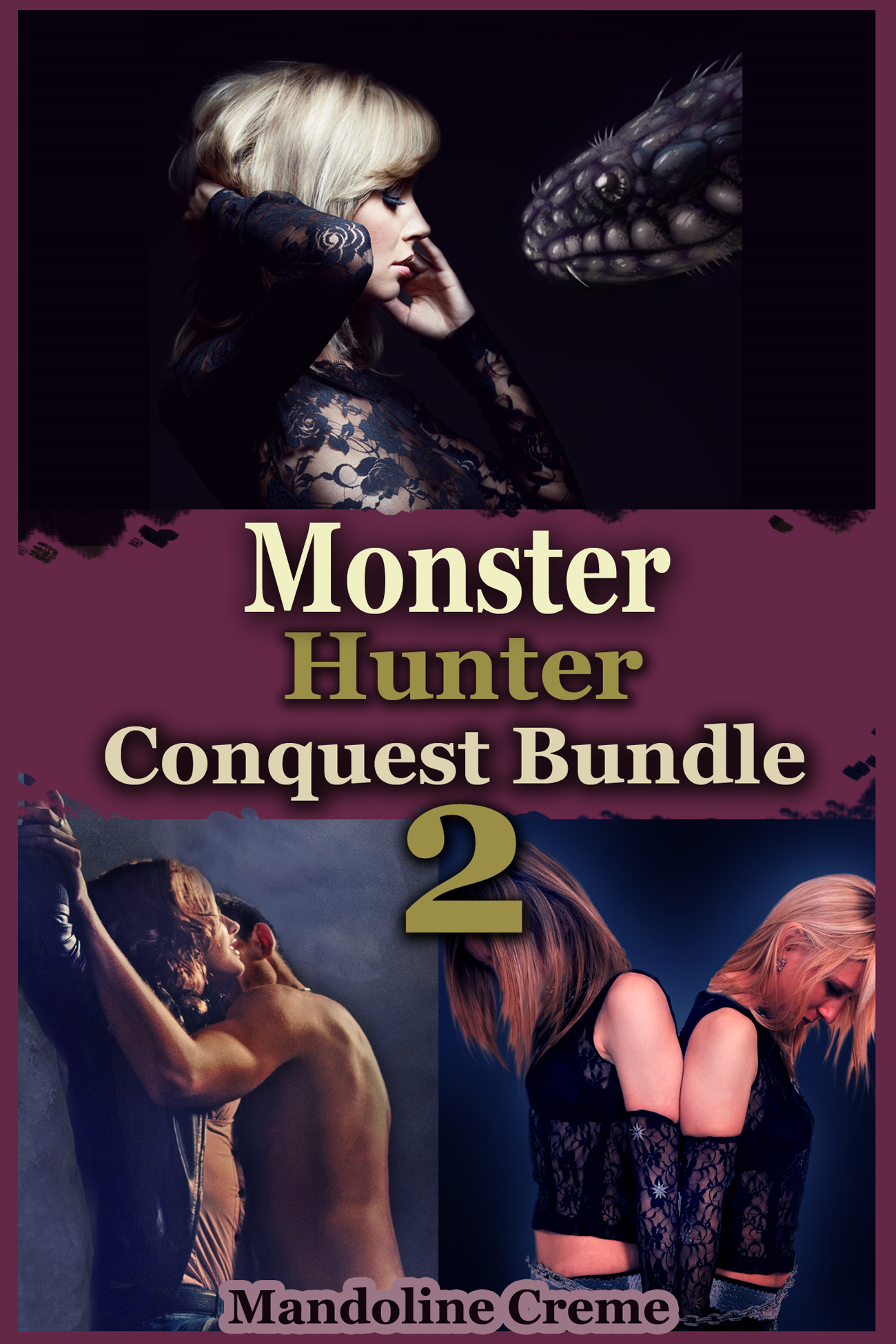 Monster Hunter Conquest Bundle #2
