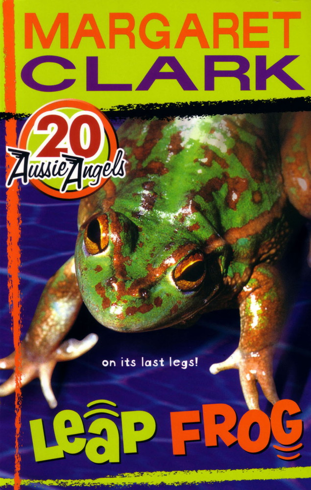 Aussie Angels 20: Leap Frog