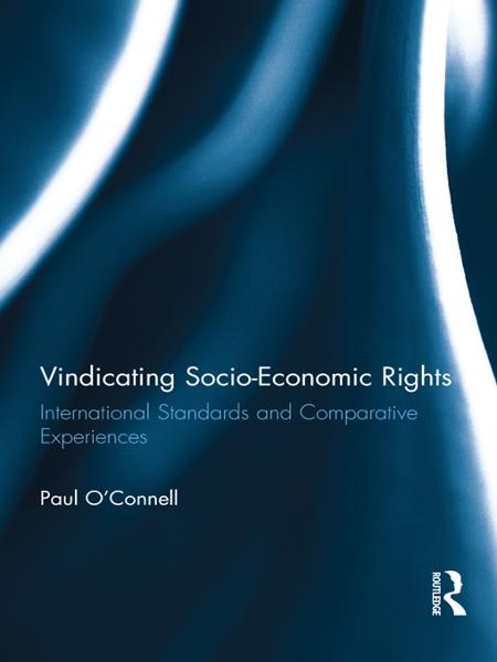 Vindicating Socio-Economic Rights