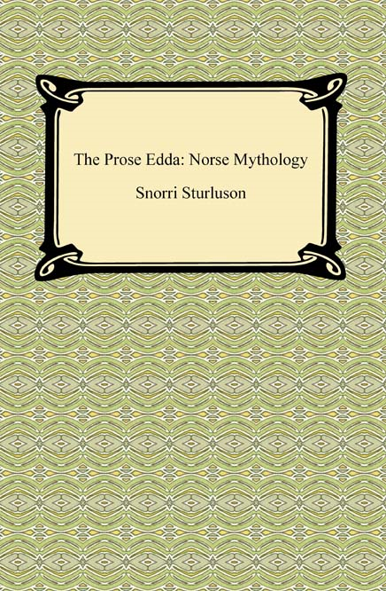 The Prose Edda: Norse Mythology