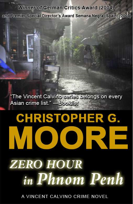 Zero Hour in Phnom Penh By: Christopher G. Moore