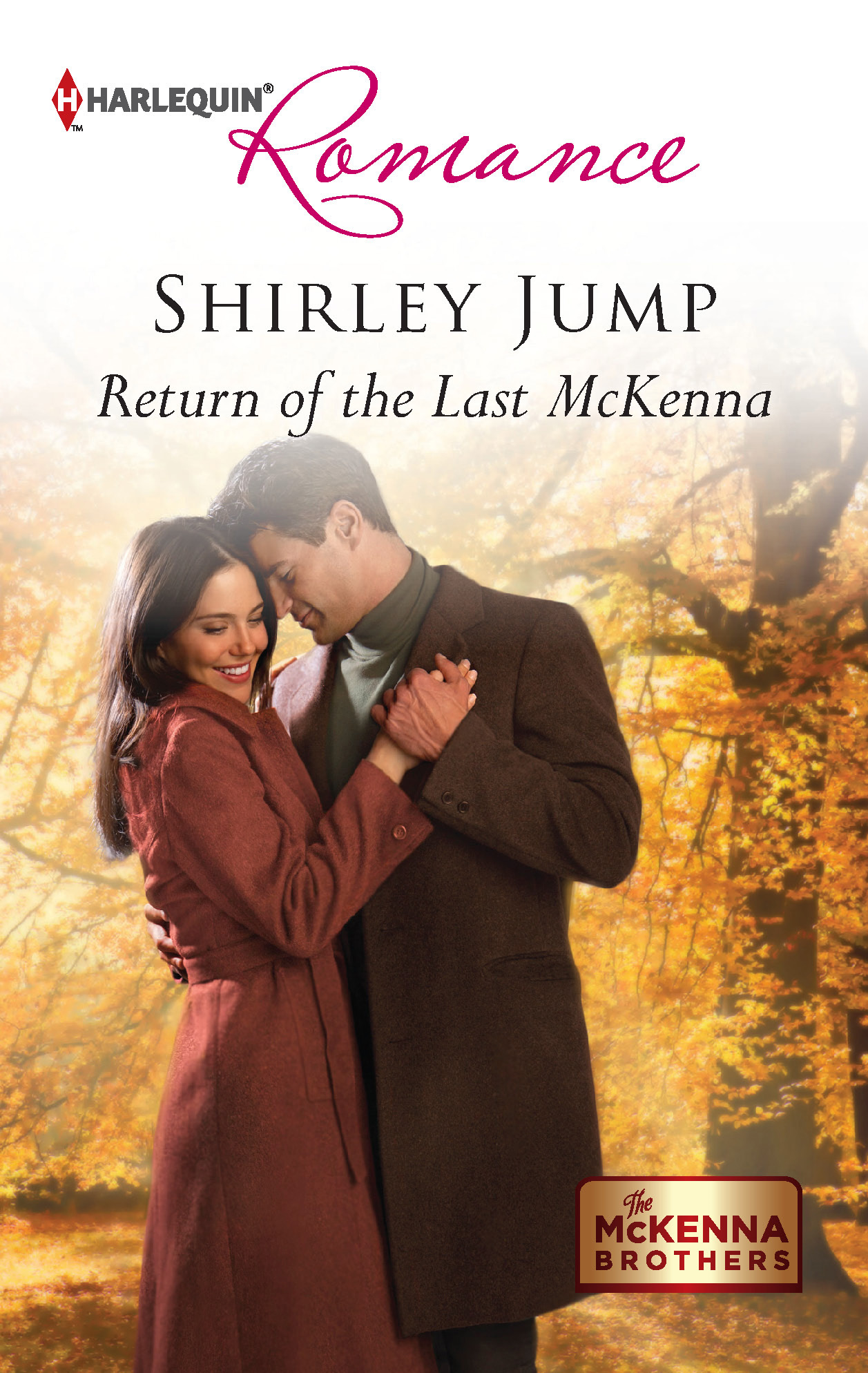Return of the Last McKenna By: Shirley Jump