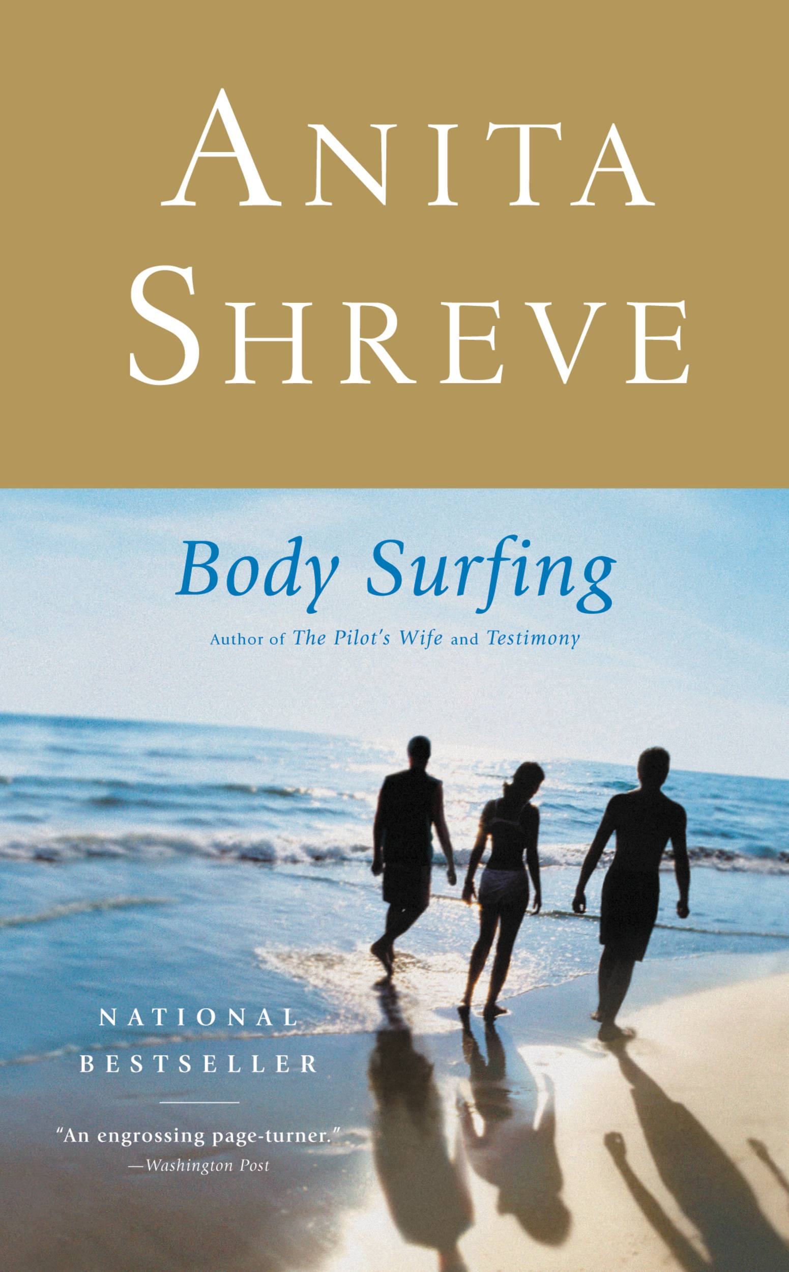 Body Surfing By: Anita Shreve